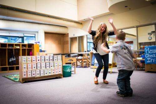 Self-regulation intervention boosts school readiness of at-risk children, study shows