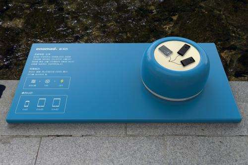 Seoul to provide smartphone-charging down by the stream