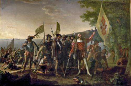 Still no alternative to the theory that Columbus brought syphilis across the Atlantic