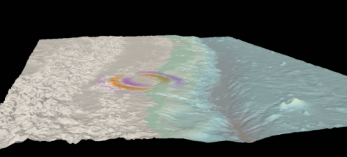 Study of Chile earthquake finds new rock structure that affects earthquake rupture
