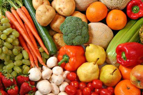 Study shows global need to produce more fruits and vegetables