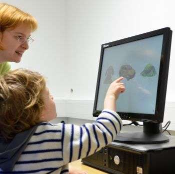 Study shows 'less is more' for kids learning new words