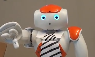 Study suggests people willing to take orders from a robot boss (w/ video)