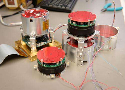 Study to measure gravity's effects on plant cells in space
