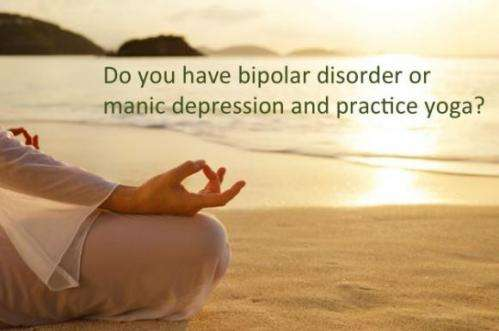Survey finds benefits, risks of yoga for bipolar disorder
