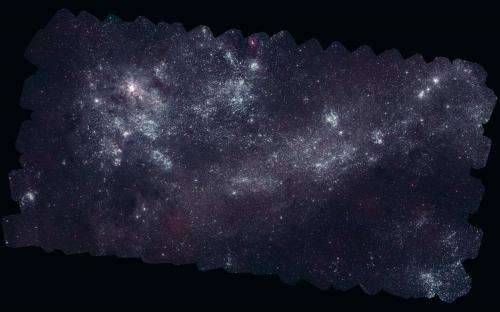 Swift gamma-ray burst mission marks ten years of discovery