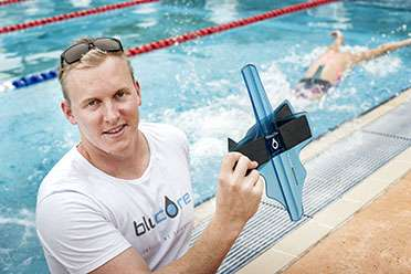 Swim belt could prove gold in the pool