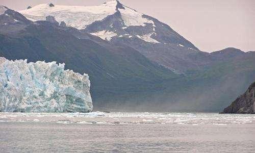 Synchronization of North Atlantic, North Pacific preceded abrupt warming, end of ice age