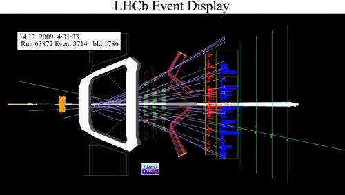 Syracuse University physicists confirm existence of new type of meson
