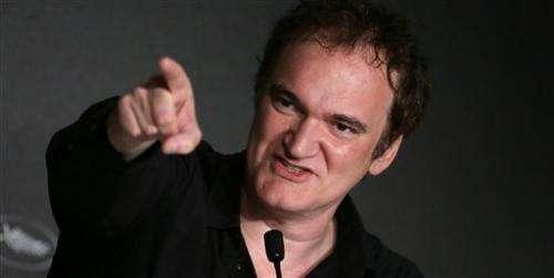 Tarantino calls digital film 'death of cinema'