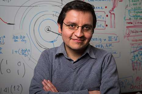 Team uses discrete differential geometry to characterize shape of graphene
