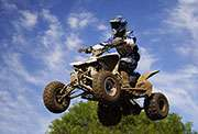 Teens + all-terrain vehicles is a dangerous combo