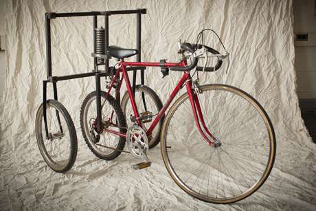 The 'bricycle' dilemma - to steer or balance?