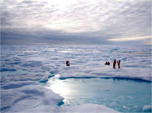 The emergence of modern sea ice in the Arctic Ocean, 2.6 million years ago