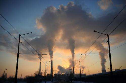 The EU has agreed to cut its emissions by at least 40 percent by 2030 from 1990 levels