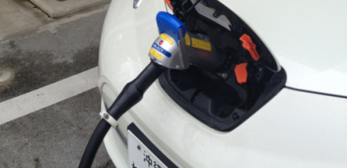 The first electric vehicle rental project for tourists in Japan struggles to make a profit