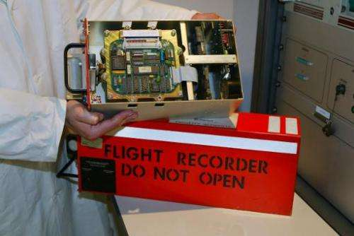 """The search for Malaysia Airlines Flight 370 has rekindled a debate over the iconic """"black box"""" flight recorder and whe"""