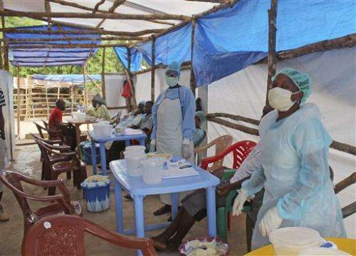 Tracing the rise of Ebola in West Africa