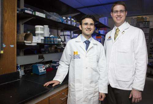 Treatment studied to help patients 'burned to the bone'