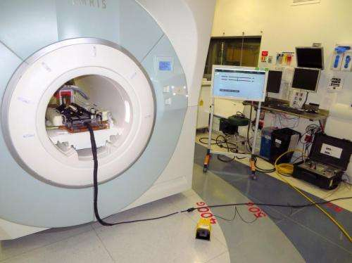 Trial begins for MRI-compatible robot designed to improve accuracy of prostate biopsies