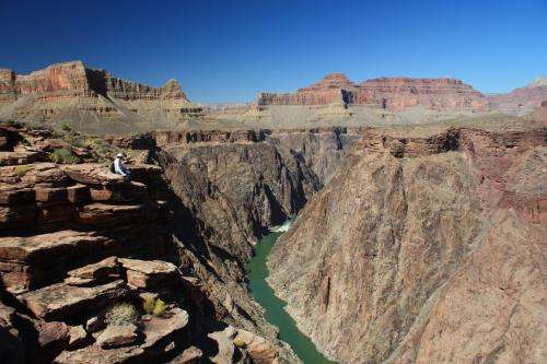 Something old, something new... Grand Canyon surprises