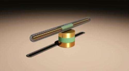Engineers build world's smallest, fastest nanomotor