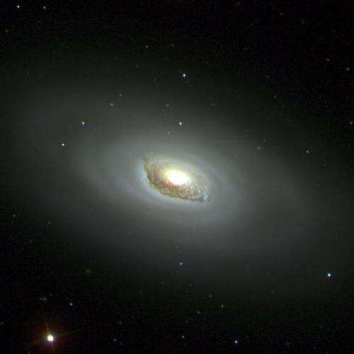 Universe may face a darker future