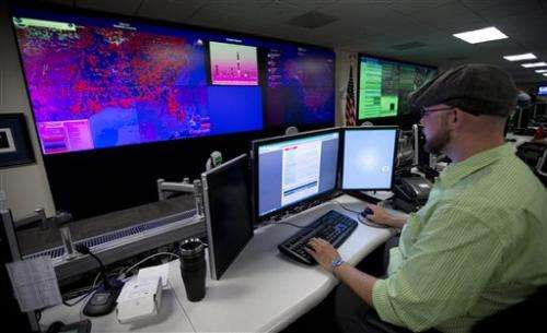 US fights cybercrime from suburban office parks