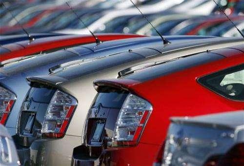 US probes Camry hybrids for power brake problem