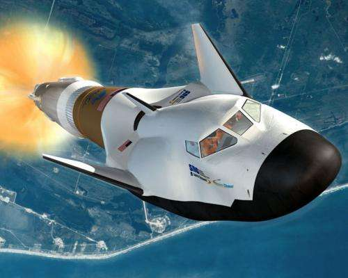 Video: How the Dream Chaser was built