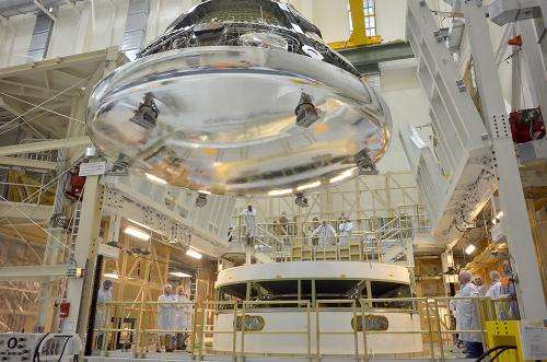 Video: Test flight for NASA's Orion will be a 'trial by fire'