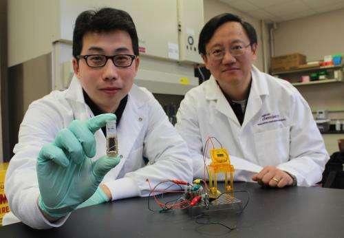 Virginia Tech researcher develops energy-dense sugar battery