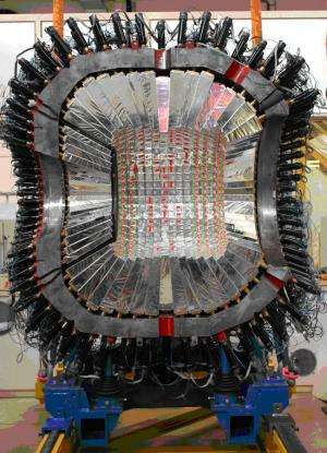 Quarks in six-packs: Exotic Particle Confirmed