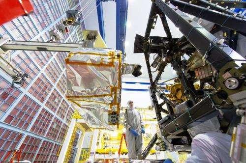 Webb telescope's heart complete, final instrument installed