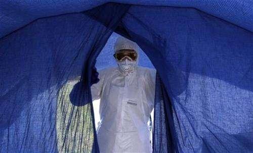 WHO: Ebola transmission 'intense' in Sierra Leone