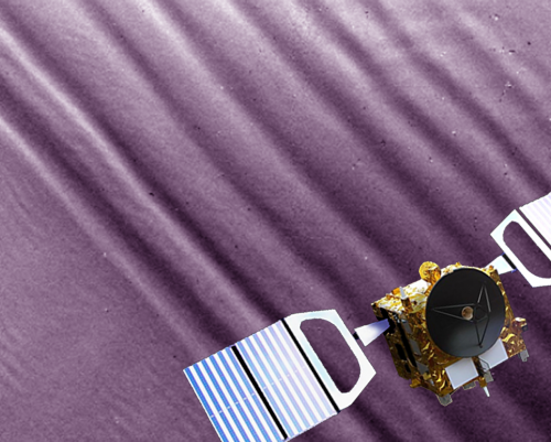 Why does Venus' atmosphere rotate sixty times faster than its surface?