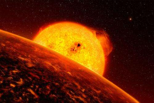 Why haven't we encountered aliens yet? The answer could be climate change
