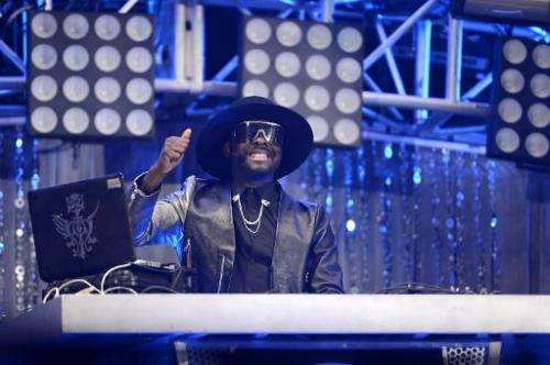 will.i.am performs at 102.7 KIIS FM's Wango Tango 2013 held at The Home Depot Center on May 11, 2013 in Carson, California
