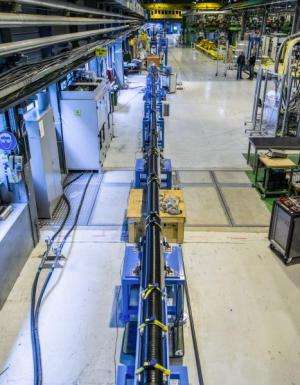 World-record current in a superconductor