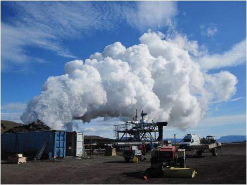 World's first magma-enhanced geothermal system created in Iceland
