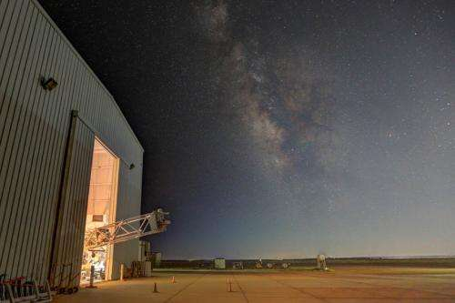 X-Calibur mission is finishing its last flight-readiness checks in preparation for launch