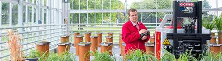 X-ray vision puts Nottingham plant and soil sciences on the world stage