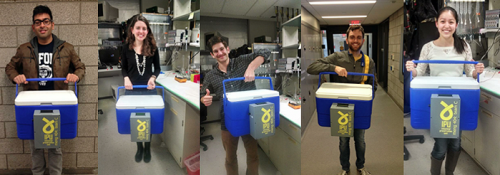 Yale students design a new device to transport intestinal transplants to patients