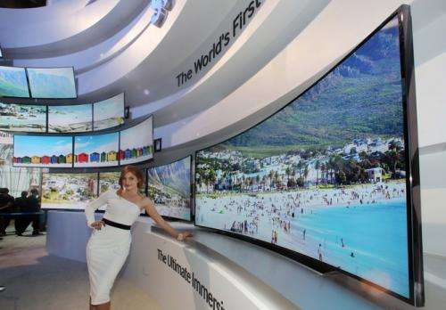 You don't need a curved TV, but 4K is the future