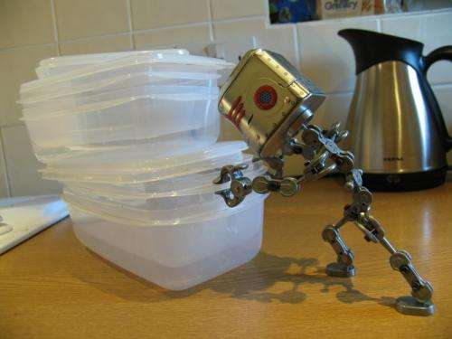 Your robot helper is on the way now it can learn from its friends