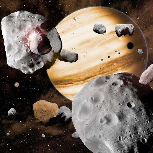 10 interesting facts about asteroids