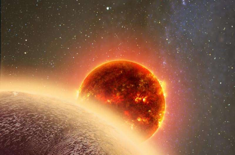Astronomers eager to get a whiff of newfound Venus-like planet