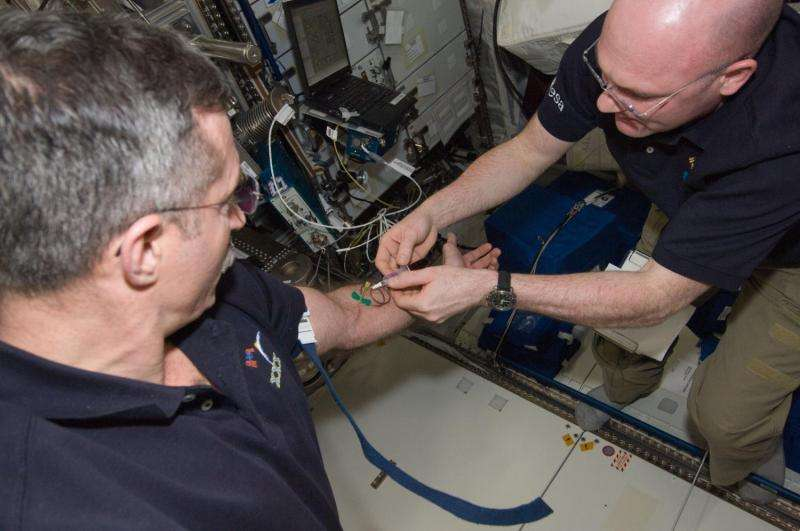 Boosting your body for lift off: NASA's One-Year Mission investigates the metabolism