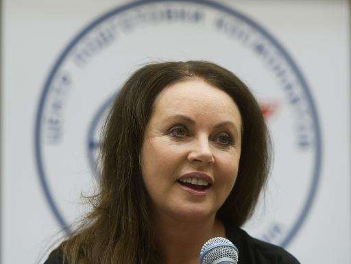 British singer Sarah Brightman announced she would not fly to the International Space Station as a space tourist in September as
