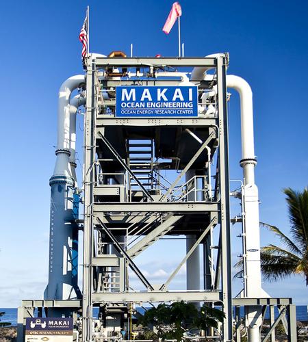 Celebrating Hawaii ocean thermal energy conversion power plant